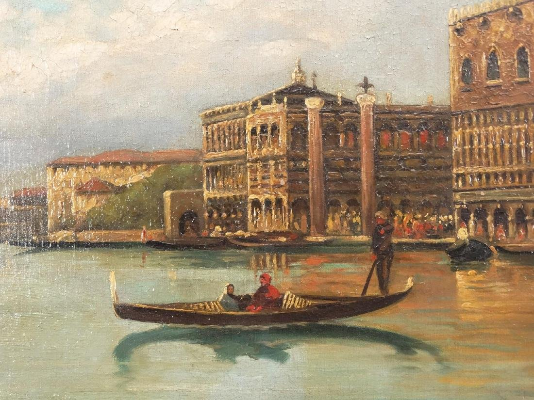 Italian School, Harbor Scene - 4
