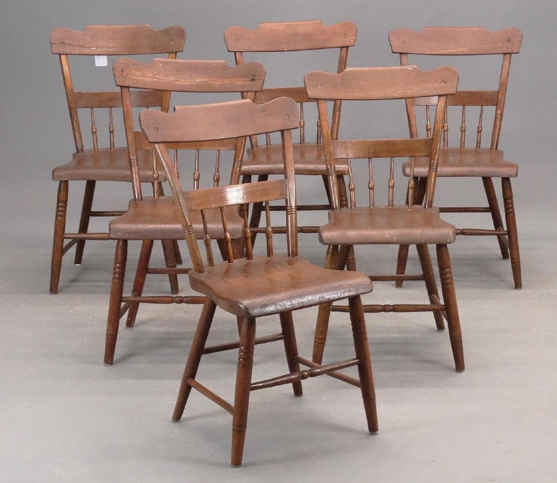 Set Of (6) Chairs