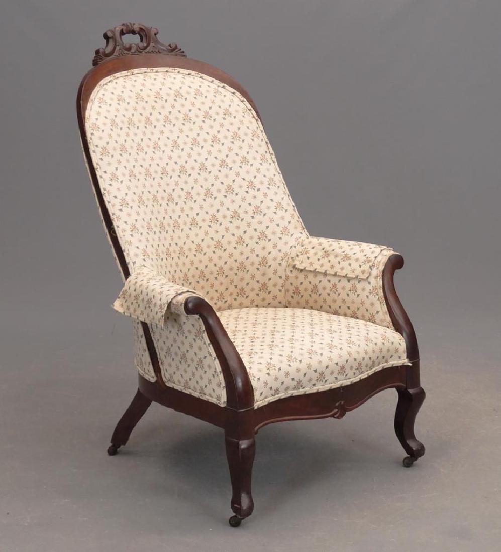 19th c. Victorian Chair