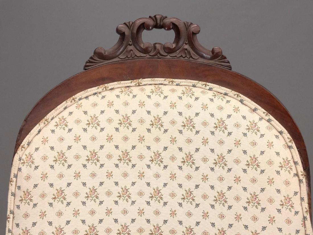 19th c. Victorian Chair - 2