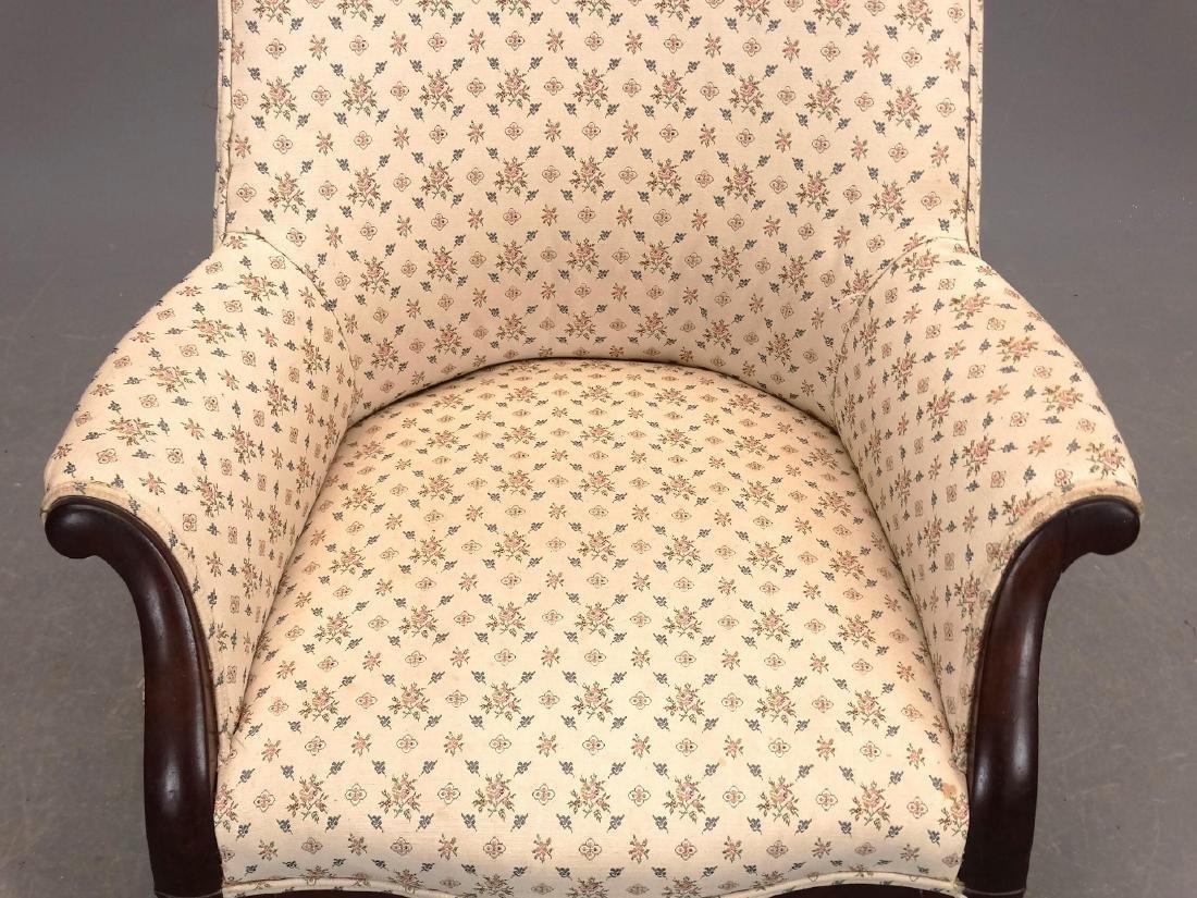 19th c. Victorian Chair - 3