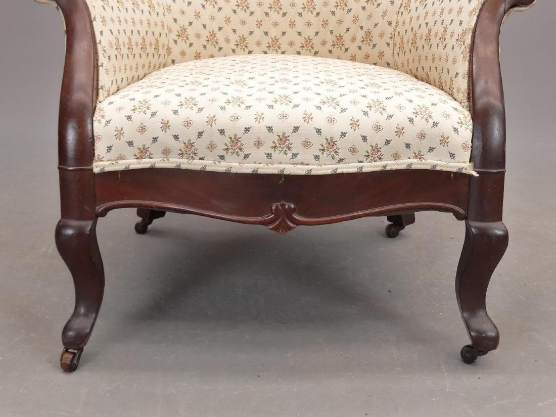 19th c. Victorian Chair - 4