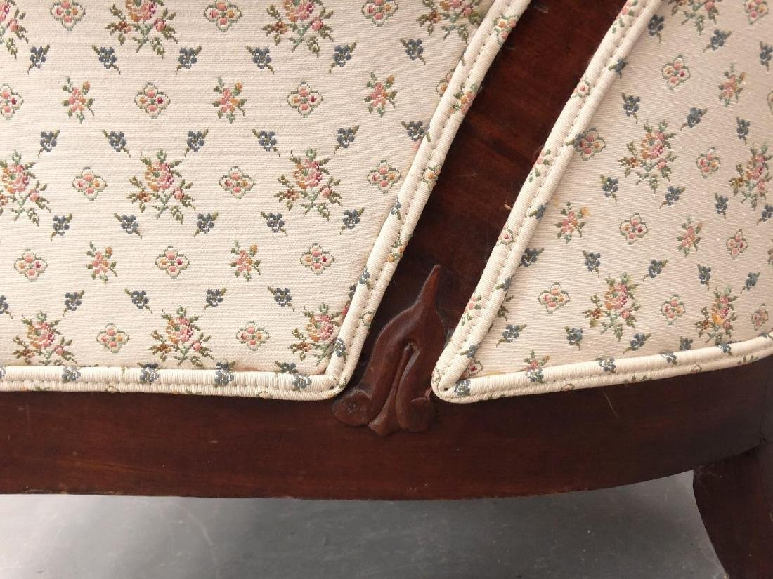 19th c. Victorian Chair - 5