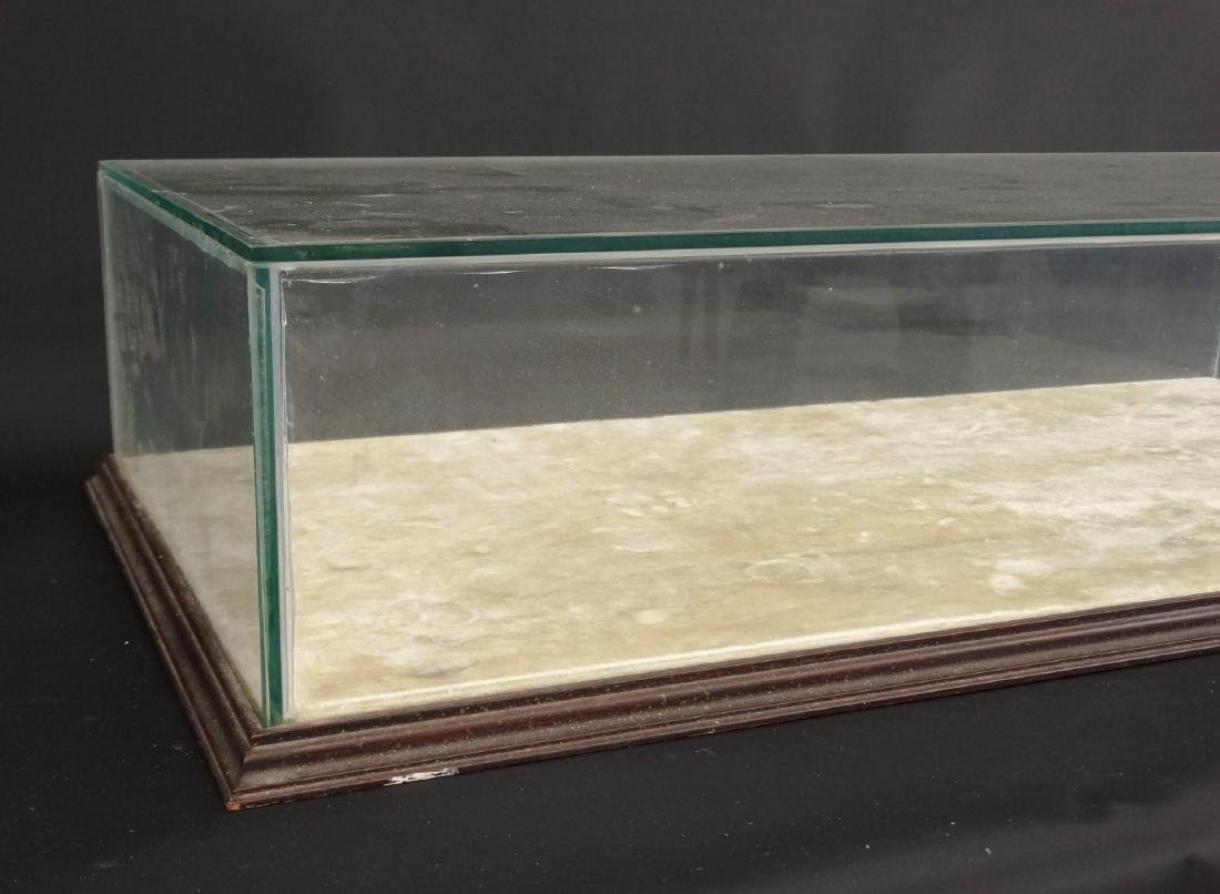 Glass Table Top Display Case - 2