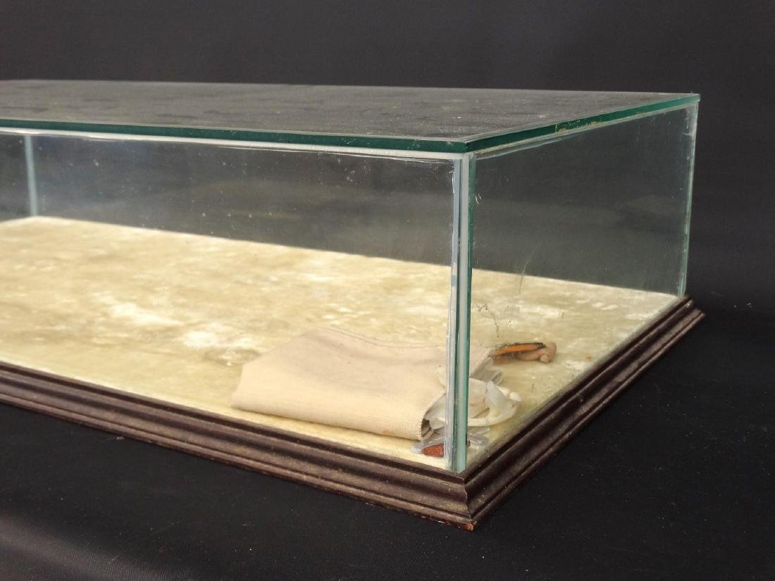 Glass Table Top Display Case - 3