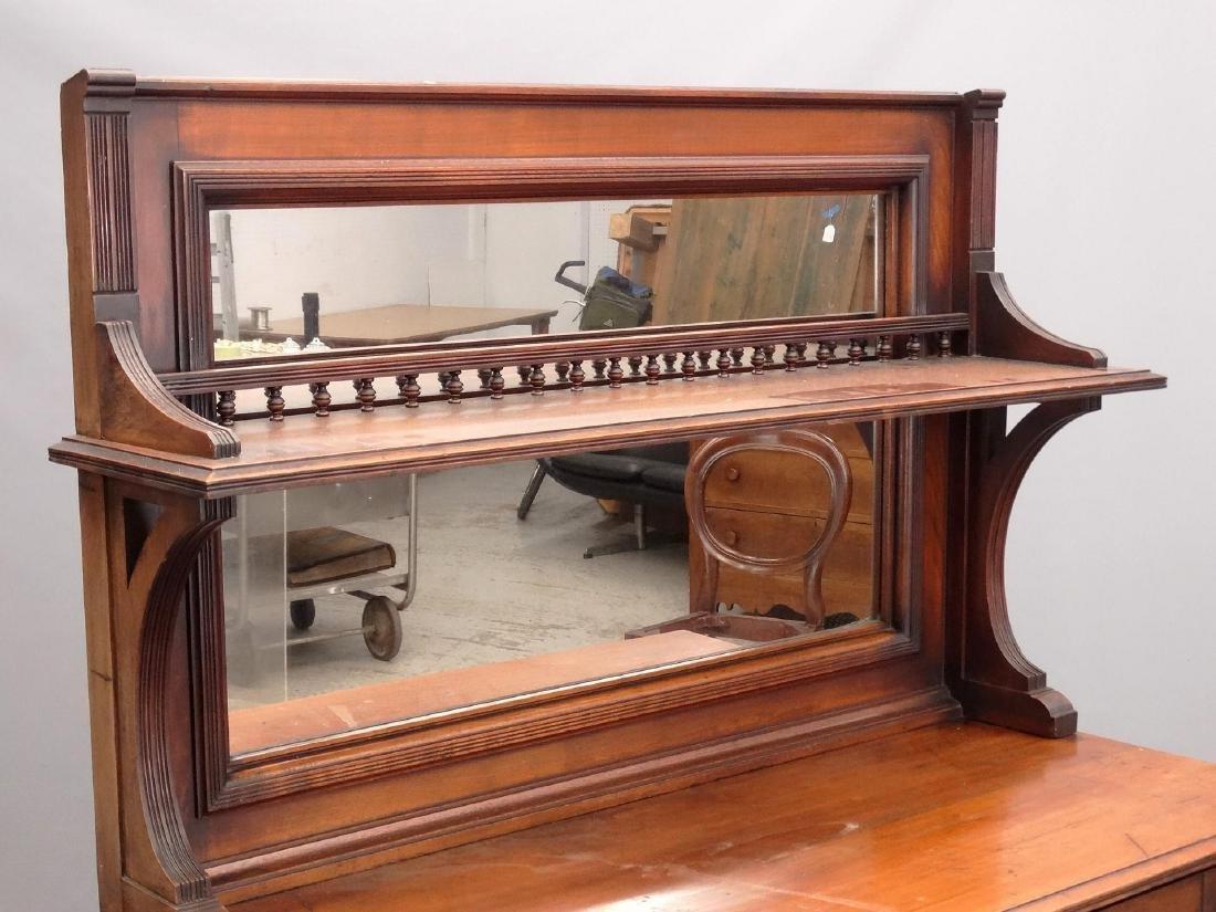 Victorian Eastlake Sideboard - 2