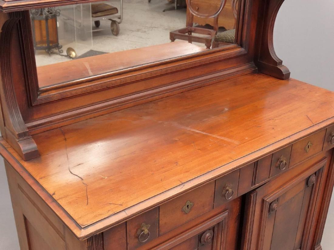 Victorian Eastlake Sideboard - 3