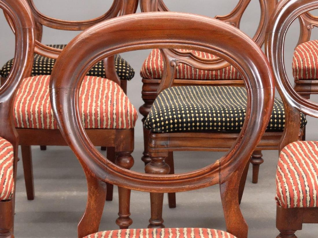 Set Of (11) 19th c. Victorian Side Chairs - 2
