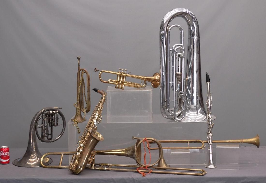 Instrument Lot