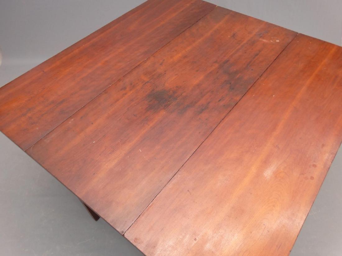 19th c. Hepplewhite Dropleaf Table - 3