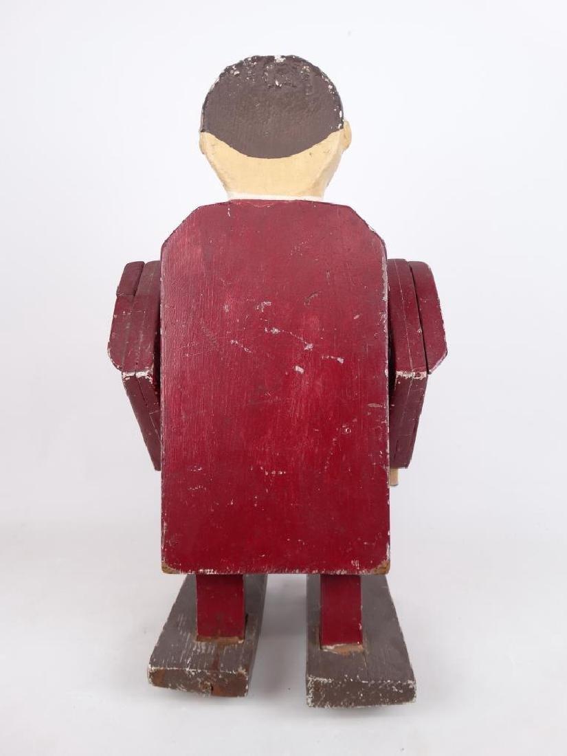 Folk Art Figure - 4