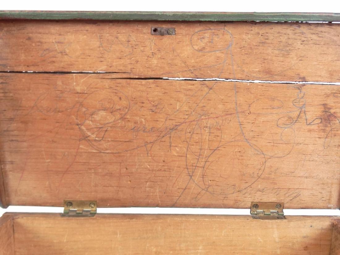 19th c. Document Box - 5
