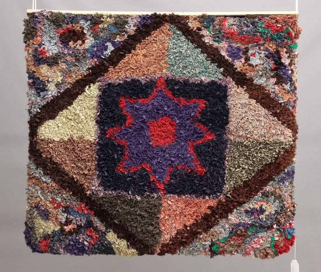 Hooked Rug