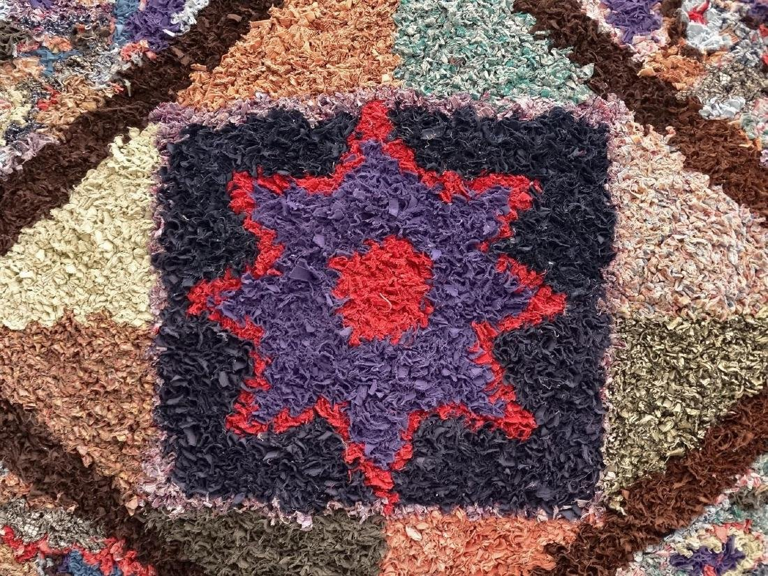Hooked Rug - 3