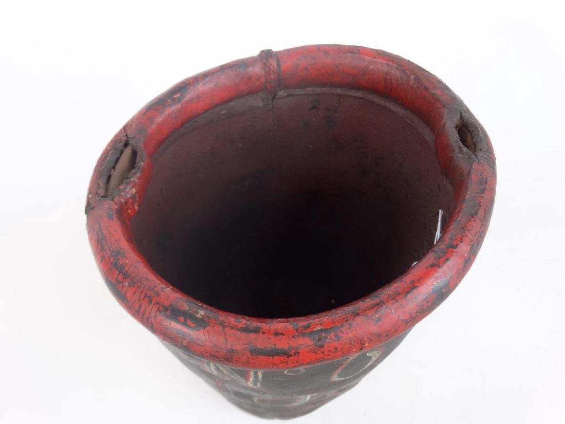 19th c. Fire Bucket - 2
