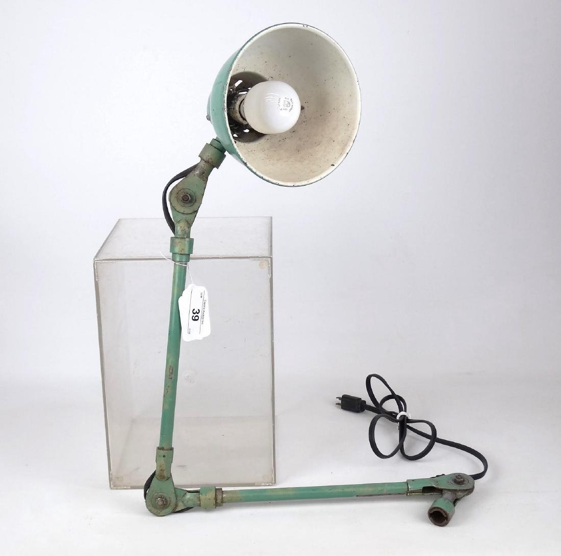 Dayton Industrial Machinist Lamp