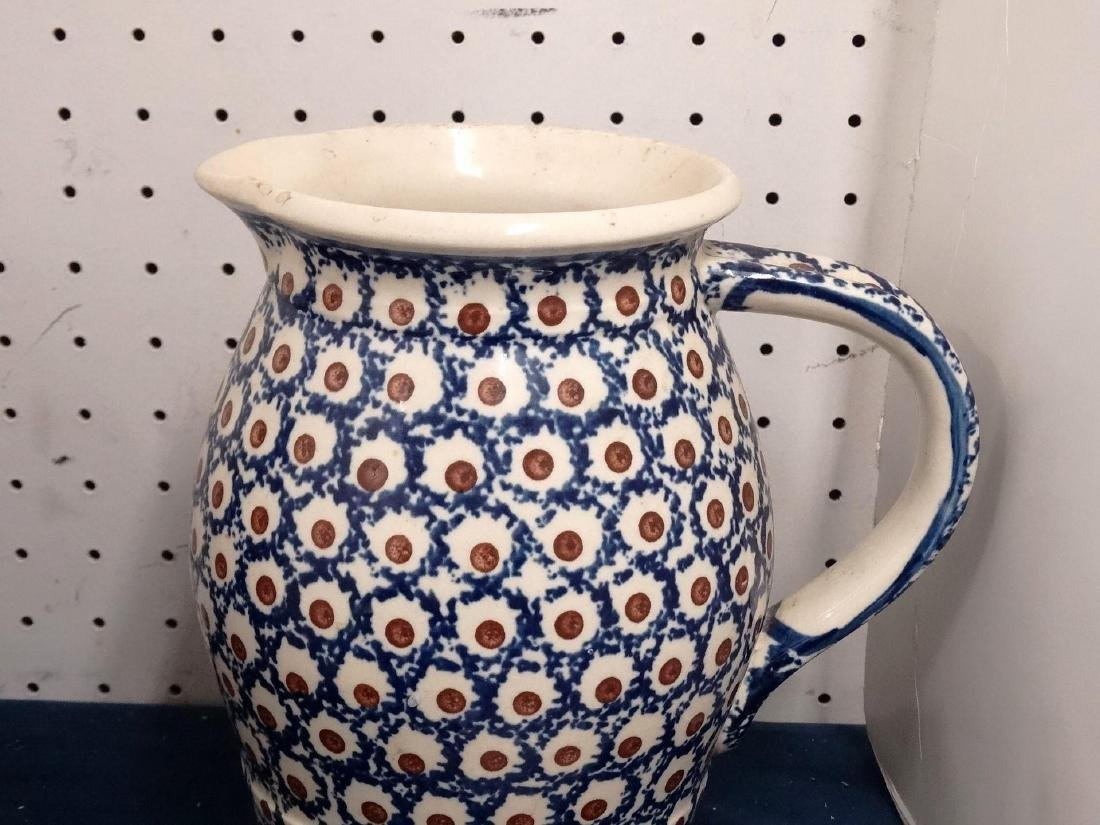 Polish Pottery Lot - 7