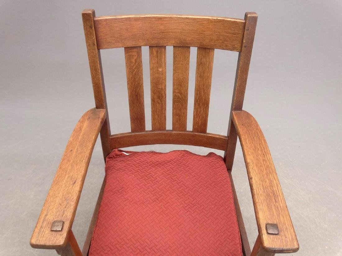 Arts & Crafts Period Armchair - 2