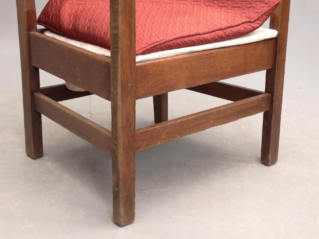 Arts & Crafts Period Armchair - 5