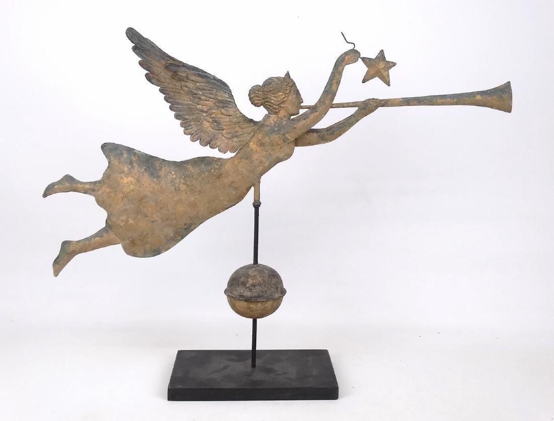 Angel Weathervane - 6