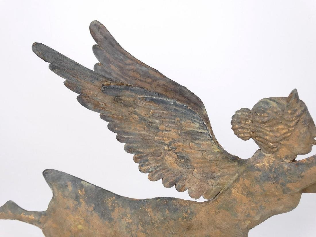 Angel Weathervane - 8