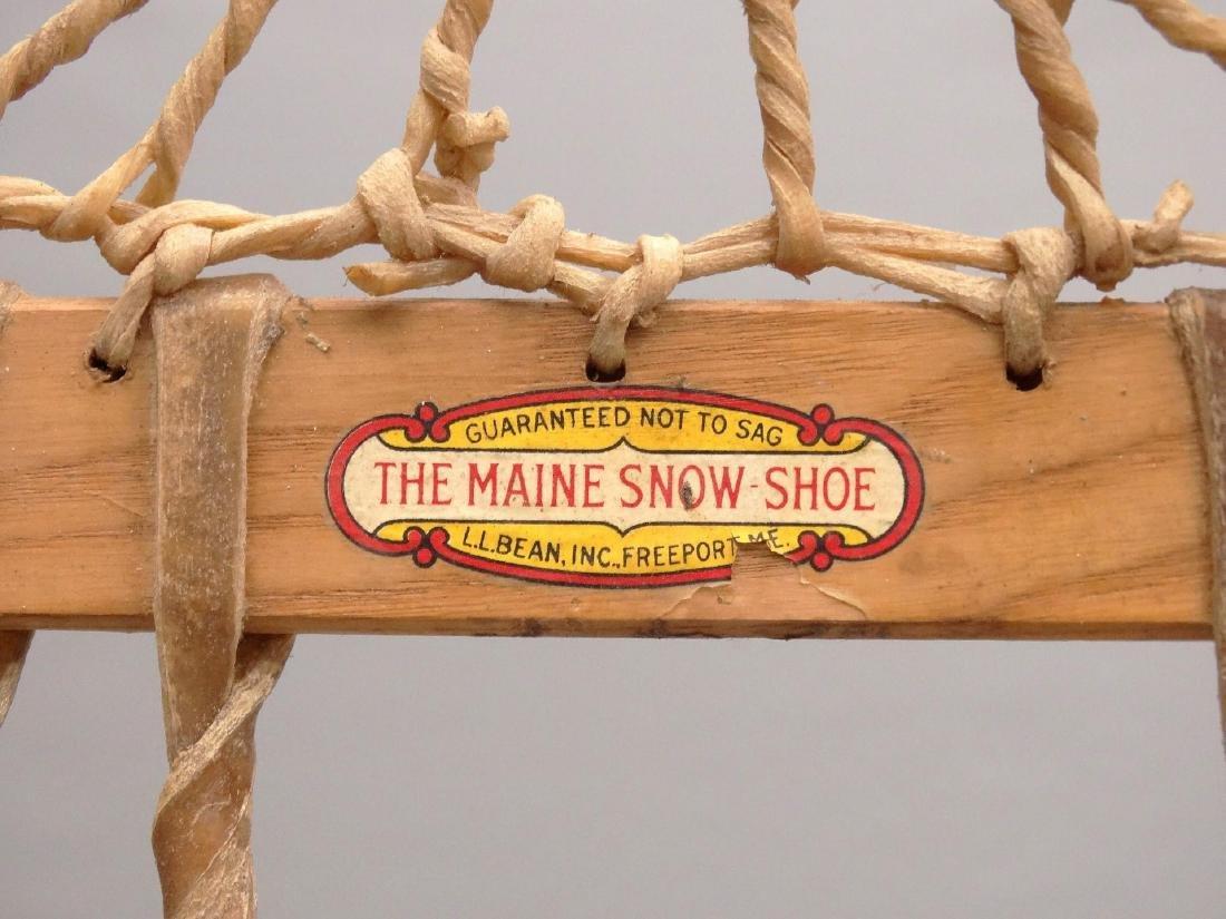 Pair L. L. Bean Snowshoes - 2