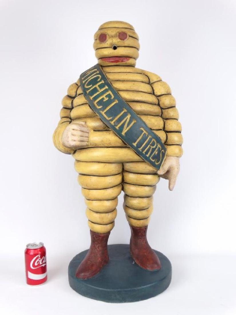 Michelin Man Tire Advertising Figure