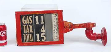 Vintage Gas Price Sign