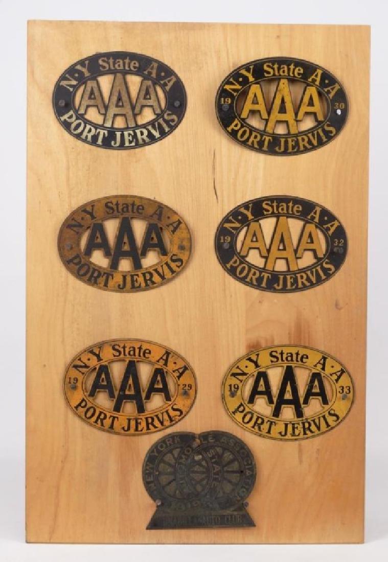AAA Badges