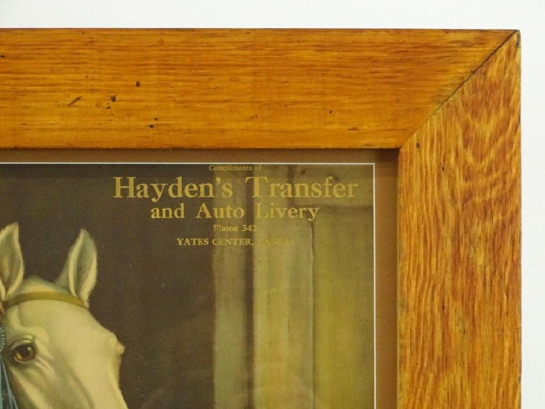 Hayden's Transfer and Auto Livery Poster - 2