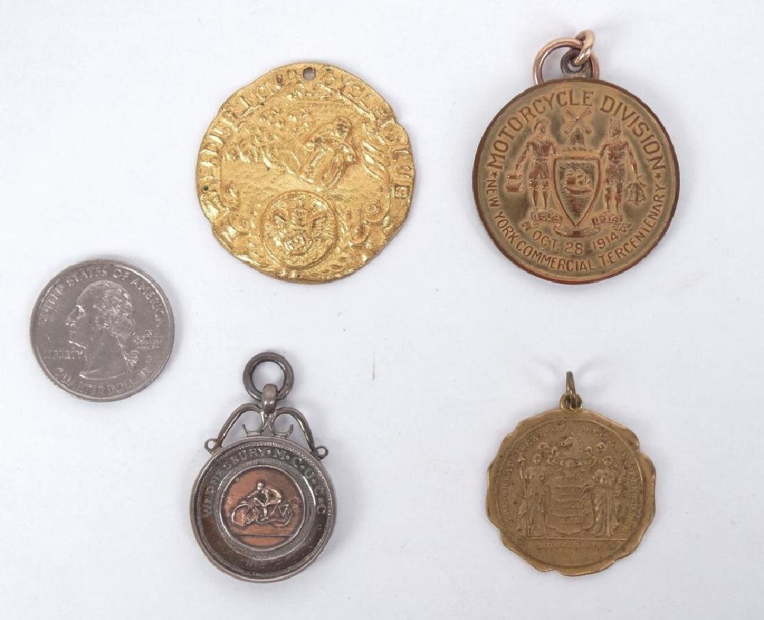Motorcycle Medals