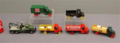 Mack Truck Lot