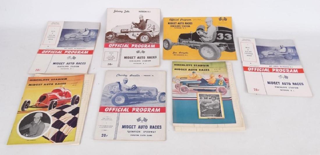 Midget Auto Races Lot