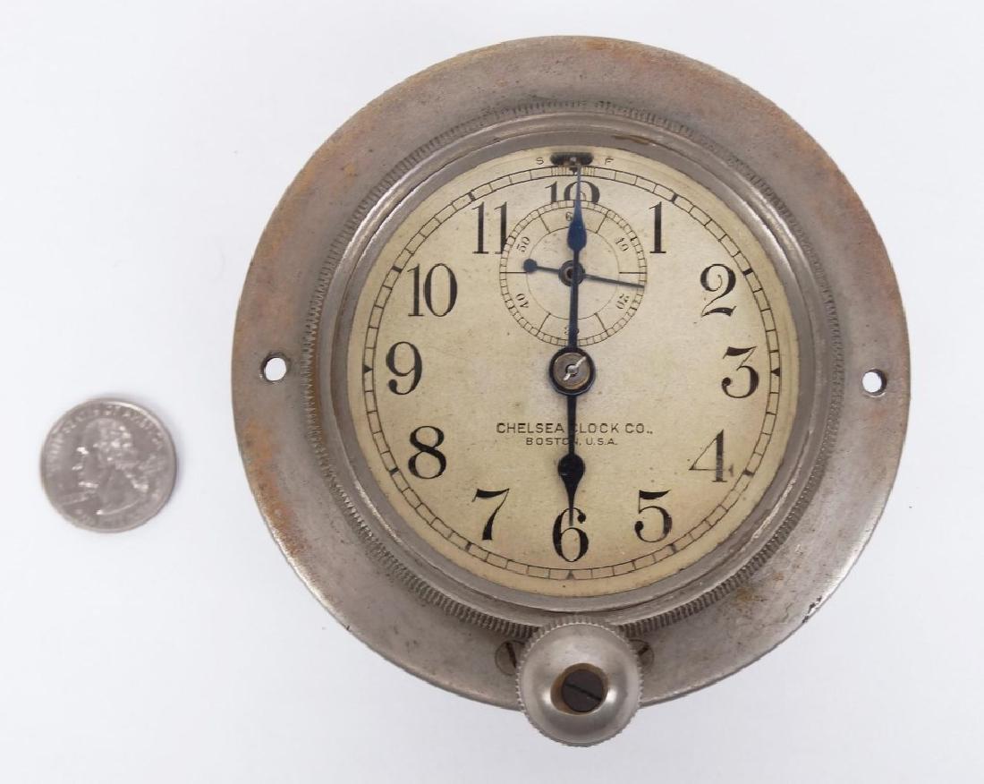 Chelsea Clock Co. Automobile Clock