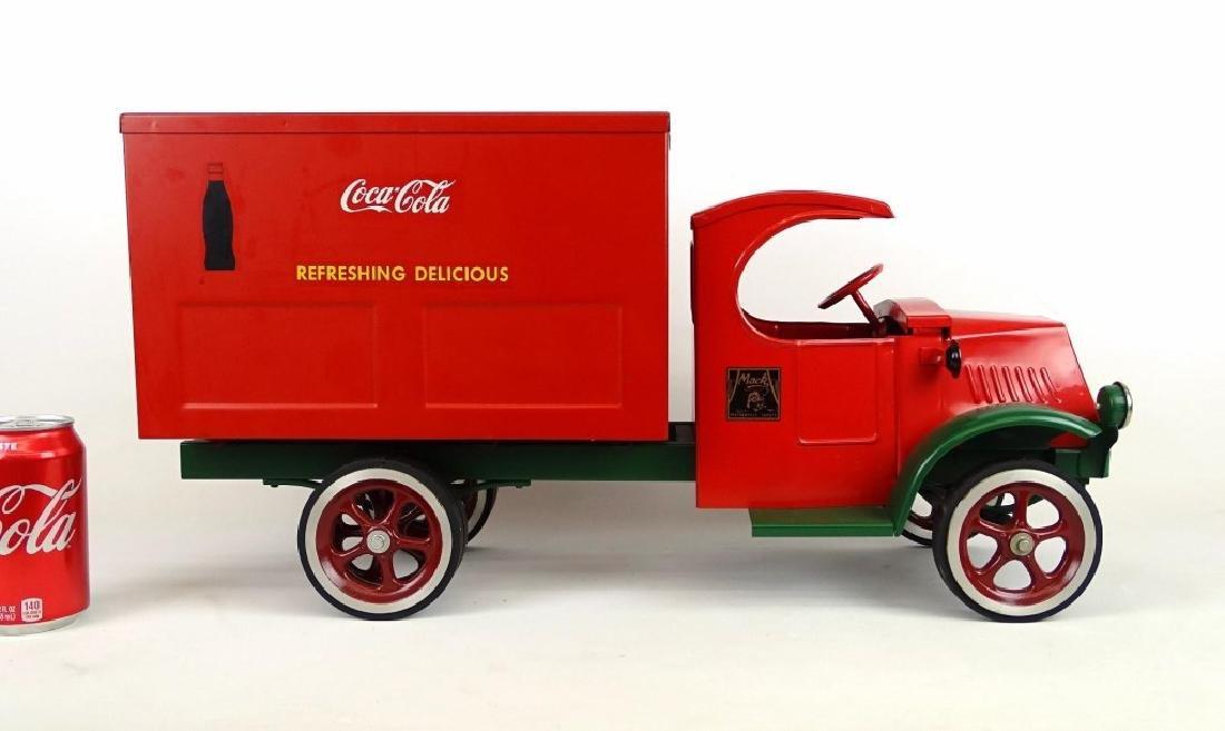 Les Paul Mack Coca-Cola Truck
