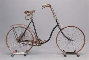 C 1895 Victor Victoria Pneumatic Safety Bicycle