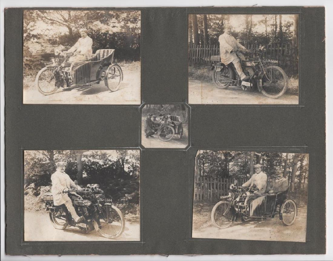 Zenith Motorcycle Photograph