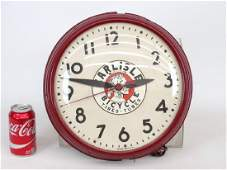 Carlisle Bicycle Clock