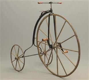 Tricycle Velocipede