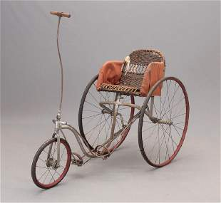 Tiller Tricycle