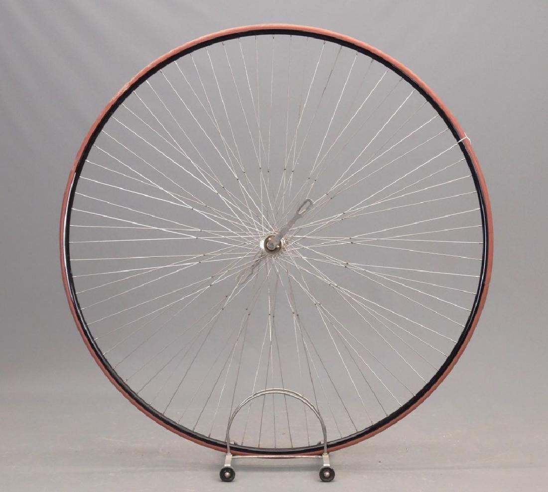 """54"""" Wheel For A High Wheel Bicycle"""