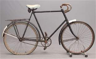 C 1930s Safety Bicycle
