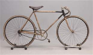 C 1890s Safety Racing Bicycle