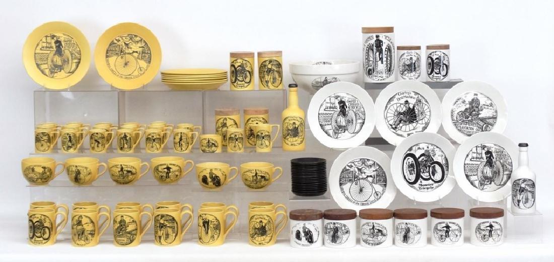 Portmeirion Velocipede Pattern Porcelain
