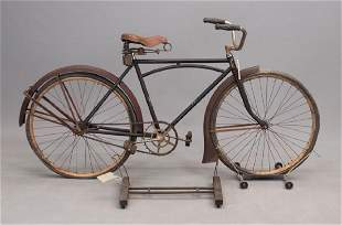 1920s Columbia Pneumatic Safety Bicycle