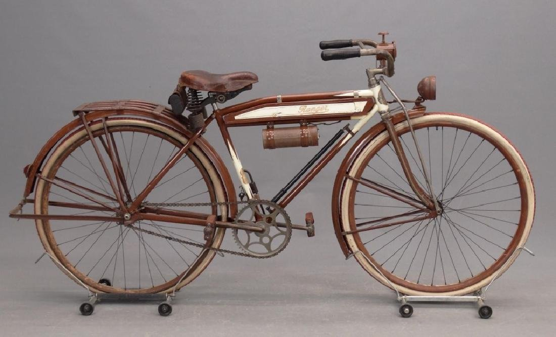 1920's Mead Ranger Deluxe Bicycle
