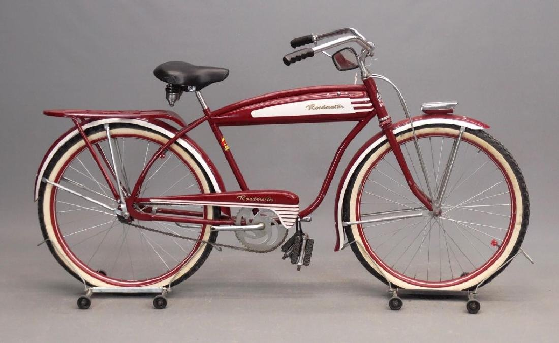 1954 Columbia Roadmaster Balloon Tire Bicycle