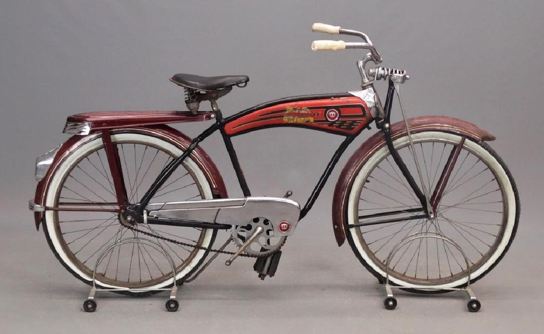 1955 Monark Firestone Balloon Tire Bicycle