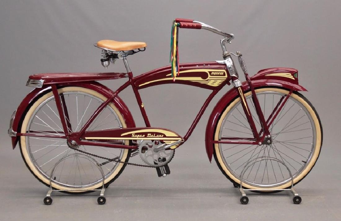 C. 1940's Monark Super Cruiser Bicycle