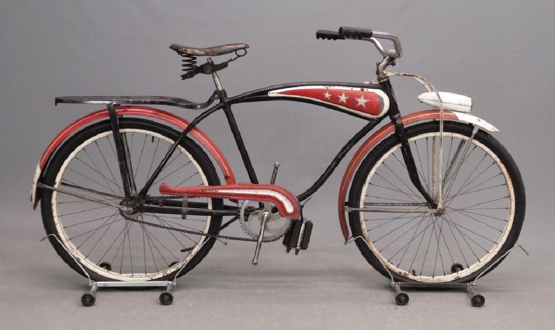 Pre-War Shelby Cadillac Bicycle